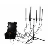 DDS Talky-Talky TETRA cell phone 3G 4G Wi-Fi GPS 12 bands bombs jammer