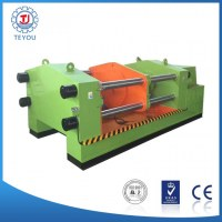 Welded valve test equipment