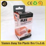 Bombillas LED de plástico de envasado personalizadas fabricante de cajas