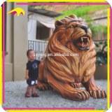 KANO4028 Theme Park Lifelike Decorative Fibreglass Animal Statue