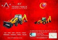 JCB 3cx & 4cx recambios de Turquía