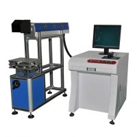 CO2 laser marking machine KC1 fast type