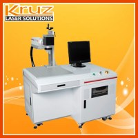 Fiber laser marking machine kf1 wide use type