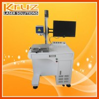 Fiber laser marking machine 30w for metal