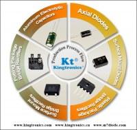 Componentes electrónicos fiables proveedor