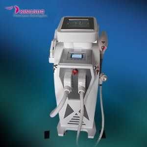 3 manijas q cambiar nd yag láser elight ipl rf ipl depilación máquina