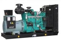 Backup generator 350kva with cummins engine