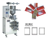 3-100ml,0-4 oz pegajosa de llenado de bolsas de líquido de sellado de la máquina de embalaje para...