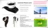 L-clip Phone lens