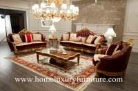 Sofá antiguo italiano de los muebles del sofá del sofá de la sala de estar de los muebles del sea...