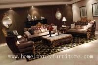Genunie cubre la venta caliente 2014 de la sala de estar del sofá del furnitue del sofá de la mes...