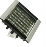 Casting LED lamp housing