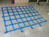 Container safety net,cargo barrier net