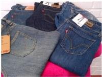 Levi's jeans Bancarrota Shop para entrar!