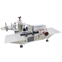 Tabletop Round Bottle Labeling Machine LR-100