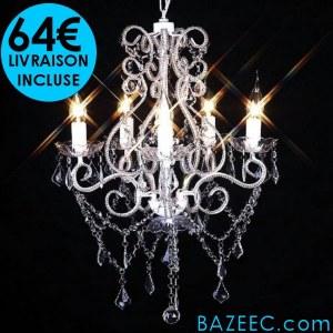 Chandelier 2800 cristaux LIVRAISON GRATUITE