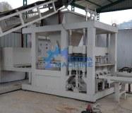 Máquina de bloques de hormigón Máquina de bloques