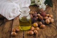 Cosmetic pure argan oil