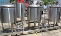 Beer Brewing Equipment Micro Brewery 50L 100L 200L 300L 500L