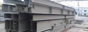 Requisitos de material para la fabricación de estructuras de acero.