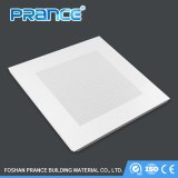 Meeting room interior clip in ceiling panels
