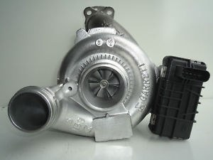 Mercedes Turbocharger