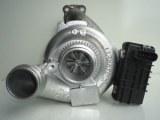 Mercedes Turbocharger