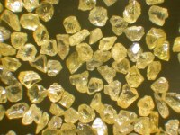 Fine Synthetic diamond mesh powder