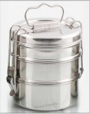 Metal Tiffin Box
