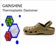 Wearable Thermoplastic Elastomer for Crocs