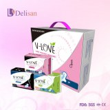 Agency of cheap price anion fuctional Vlove sanitary napkin