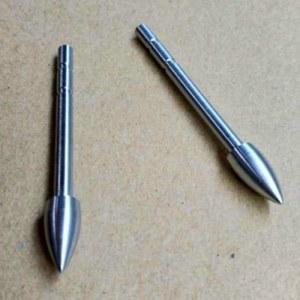 Punto de tungsteno x 10 para tiro con arco