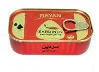 Moroccan Sardines private label