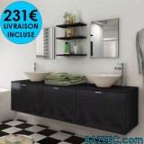 Mobilier de salle de bain LIVRAISON GRATUITE