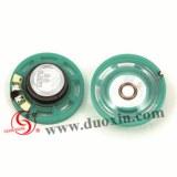 Mylar 23mm altavoz de plástico de juguete de altavoces DXP23W-A