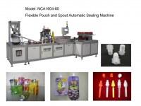 Center Spout Bag Making Machine ( NCA1604-60)