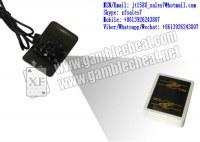 XF nueva cámara manguito para escanear lados marcando cartas para analizador de póquer