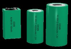 Nickel-Metal Hydride (Ni-MH) Battery