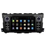 Fabricante Nissan Series de coches reproductor de DVD con GPS Radio Wifi para Teana 2014