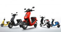 NIU M SERIES ELECTRICO SCOOTER