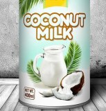 Canned Coconut Milk / Cream