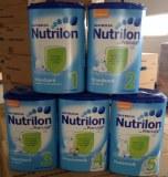Nutrilon Standard 1 leche en polvo para lactantes 850g