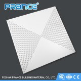 Office building suspended clip in ceiling grids