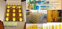 Disponible para el aceite de palma en el comercio mayorista y minorista