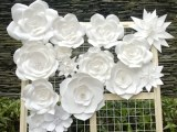 Customized handcraft paper flower