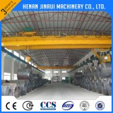 Hook QD overhead crane in cutting process machine facotry