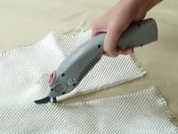 Fiberglass scissors