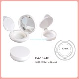 Cojin plastico vacio BB polvo polvo compacto caso caso