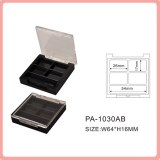 Pa-1030ab Wholesale Eyeshadow Palette 4 colores
