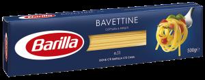Palette Barilla Bavettine